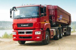 Популярное семейство грузовиков КамАЗ снимут с производства в 2023 году