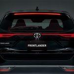 В гамме Toyota появится кроссовер Frontlander: марка ещё дразнится, но мы уже видели модель
