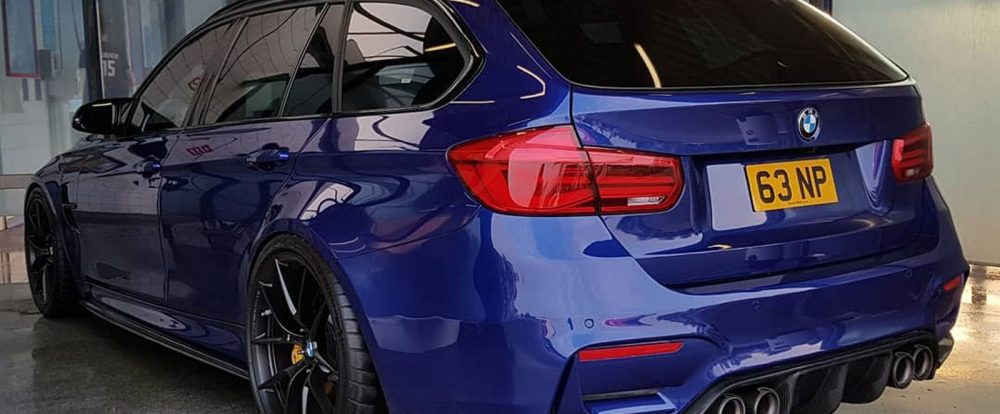 BMW занимается разработкой M3 Touring