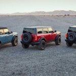 Экстремальный Ford Bronco будет всё-таки называться Raptor