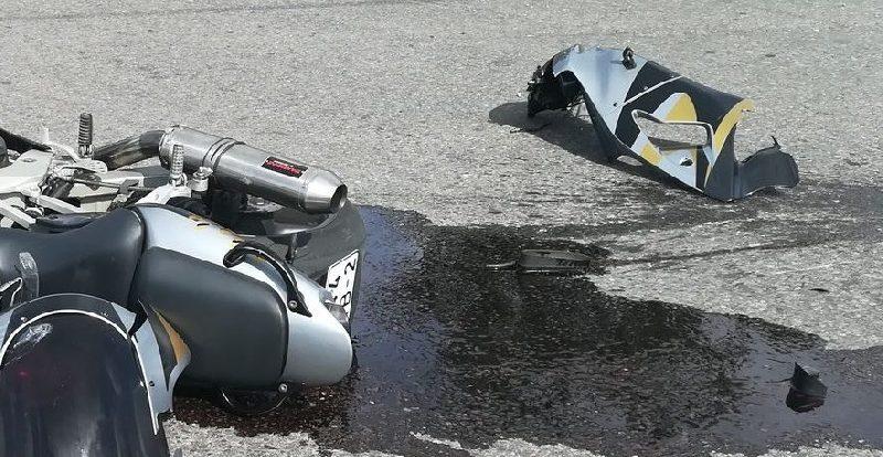 Возбуждено уголовное дело по факту ДТП с мотоциклом в Смоленской облас