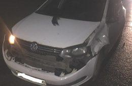 В Ярцеве иномарка сбила пешехода