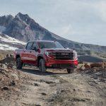 Обновлённый пикап GMC Sierra 1500: салон от внедорожника Yukon и прежние моторы