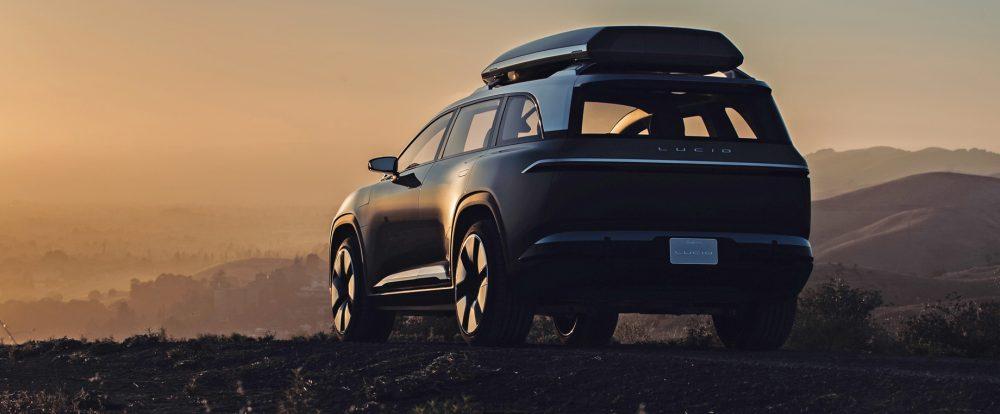 7-местный кроссовер Lucid Gravity поборется с Tesla Model X и Mercedes-Benz EQS SUV