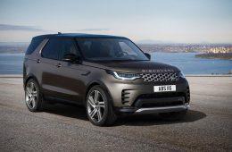 Land Rover Discovery получил новую семиместную версию Metropolitan в России