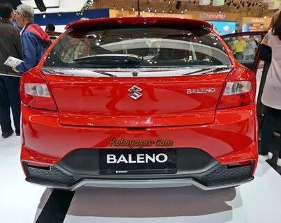 Suzuki Baleno-2022 сильнее всего преобразится внутри